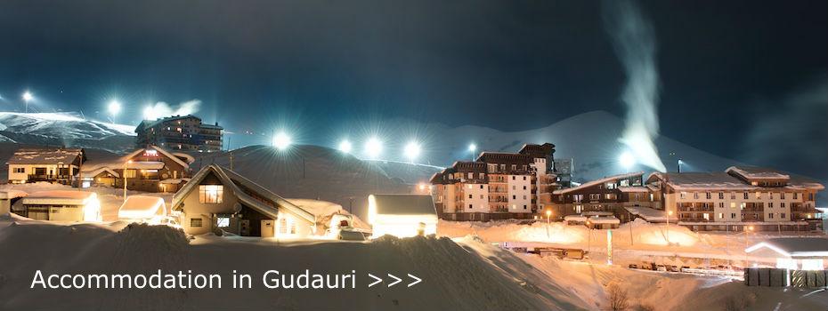 Hotels Gudauri