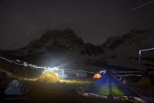 Лагерь под Чаухи