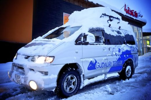 Transfer to Gudauri Ski Resort