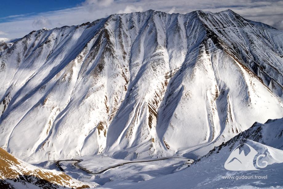 Гора Бидара Гудаури