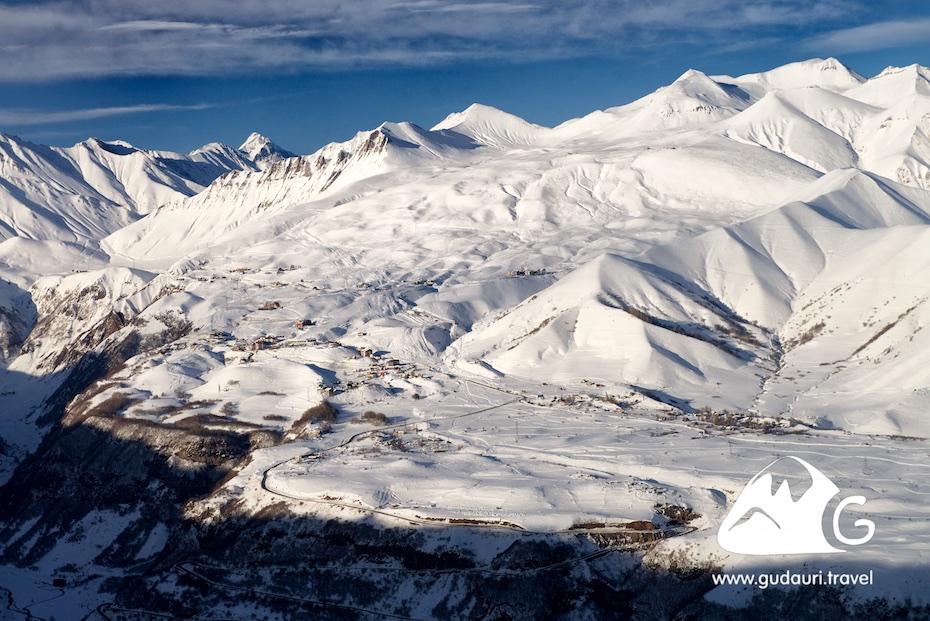 Почему Гудаури? Причины посетить лучший горнолыжный курорт Грузии