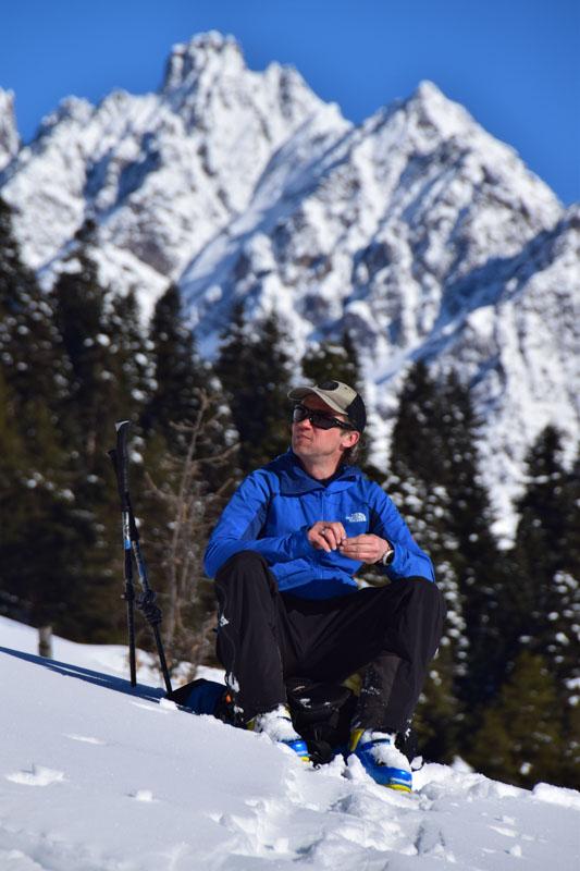 Oleg Gritskevich, Mountain Guide in Gudauri, Georgia