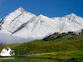 Jeep-Tour, Hiking, 1 day, Jeep-Tour Gudauri Kazbegi - Juta - Chaukhi